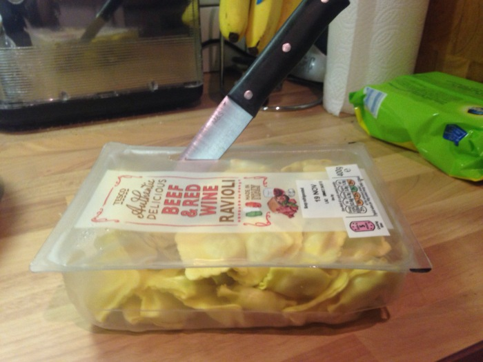 Things I Couldn't Open Whilst My Husband WasAway